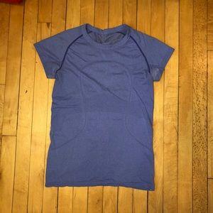 Lululemon running tech shirt, size 8